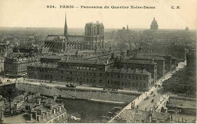 Panorama de Quartier Notre-Dame