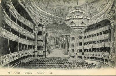 L'Opera - Interieur