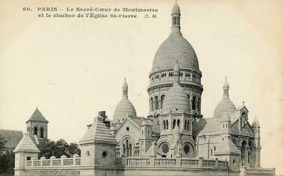 Le Sacre-Coeur de Montemartre
