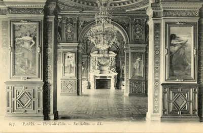 Hotel de Ville - Les Salons