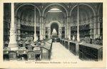 Bibliotheque Nationale - Salle de Travail