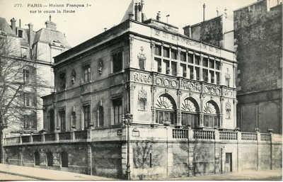 Maison Francois 1er