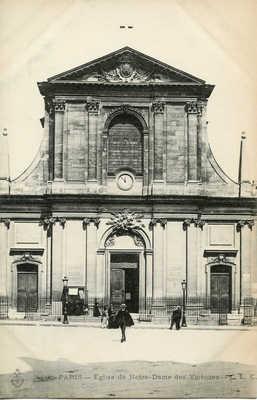 Eglise de Notre-Dame des Victories