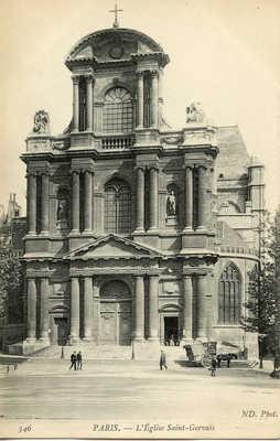 L'Eglise Saint-Gervais