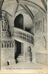 Musee de Cluny - Escalier de la Chapelle