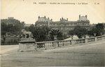 Jardin du Luxembourg - Le Senat
