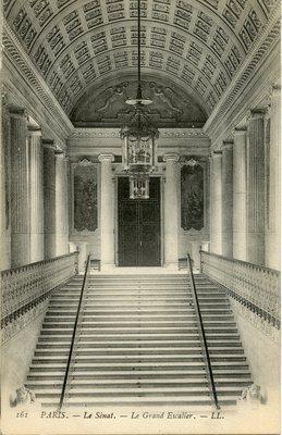 Le Senat - Le Grand Escalier