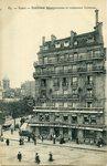 Boulevard Montparnasse et restaurant Lavenue
