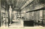 Château de Chantilly - La Bibliotheque
