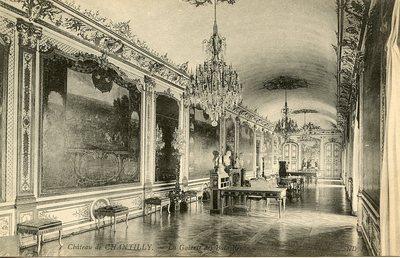 Château de Chantilly - La Galerie des Batailles