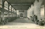Château de Pierrefonds - La Salle des Gardes