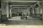 Château de Pierrefonds - La Salle de Reception