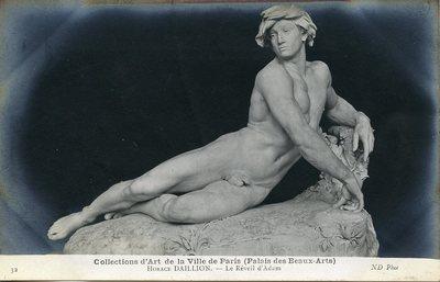 Collections d'Art de la Ville de Paris (Palais des Beaux-Arts) - Le Reveil d'Adam