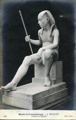 Musee du Luxembourg - Joseph en Egypte