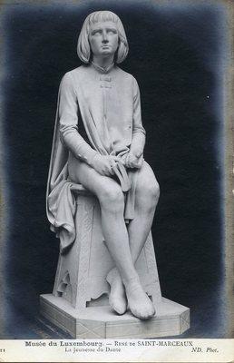 Musee du Luxembourg - La Jeunesse du Dante
