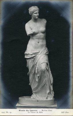 Musee de Louvre - La Venus de Milo