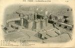 La Bastille en 1725