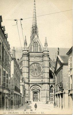 La Rue Pothier