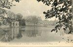 Palais de Fontainebleau - Entree du Palais