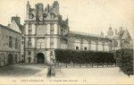 La Chapelle Saint-Saturnin
