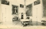 Palais de Fontainebleau - Antichambre des Appartements de Napoleon