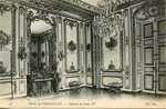 Versailles - Cabinet de Louis XV