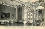 Versailles - Le Château - La Chambre à Coucher de Louis XV
