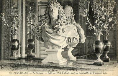 Versailles - Le Château - Salle de l'Oeil de Boeuf