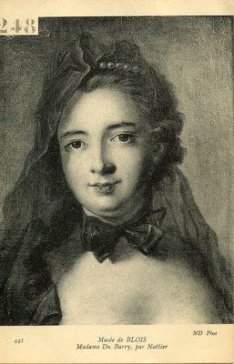 Musée de Blois - Madame Du Barry