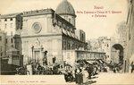 Porta Capuana e Chiesa di S. Giovanni a Carbonara