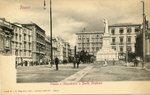 Piazza e Monumento a Dante Alighieri
