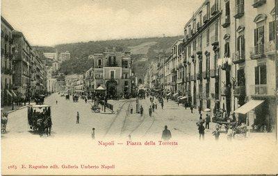 Piazza della Torretta