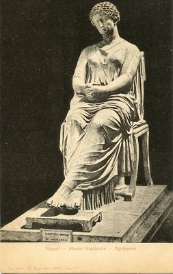 Museo Nazionale - Agrippina