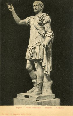 Museo Nazionale - Traiano - Minturno