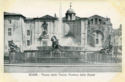 Piazza delle Terme