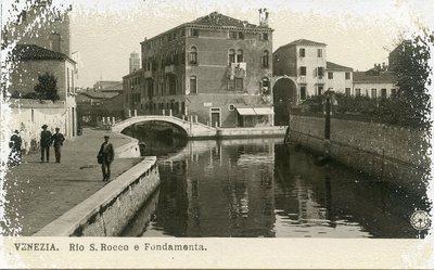 Rio S. Rocco e Fondamenta