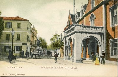 The Convent & South Port Street