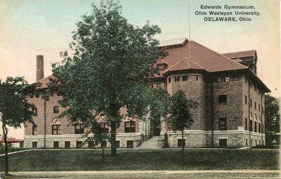 Edwards Gymnasium, Ohio Wesleyan University