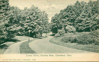 Lower Drive, Gordon Park