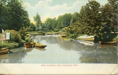River in Gordon Park