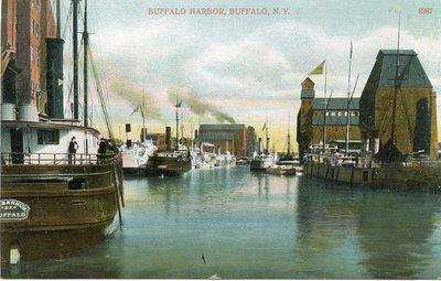 Buffalo Harbor
