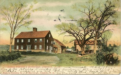 Daniel Webster's Birthplace