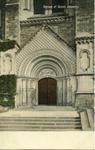 Doorway of Toronto University