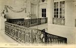 Petit Trianon - L'Escalier - Le Palier