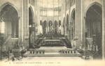 L'Abbaye de Saint-Denis - Le Choeur