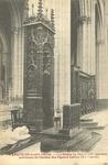 L'Abbaye de Saint-Denis - Les Stalles du Choeur