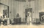 Palais de Compiegne - Le Boudoir de l'Imperatrice