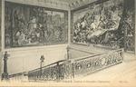 Palais de Compiegne - Escalier d'Apollon