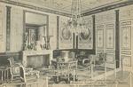Chateau de la Malmaison - Salon de Reception de l'Imperatrice