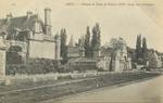 Chateau de Diane de Poitiers - vue exterieure